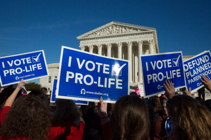 New Poll Shows Encouraging Pro-life Trends