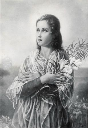 Relics Of St Maria Goretti To Visit Cathedral In October