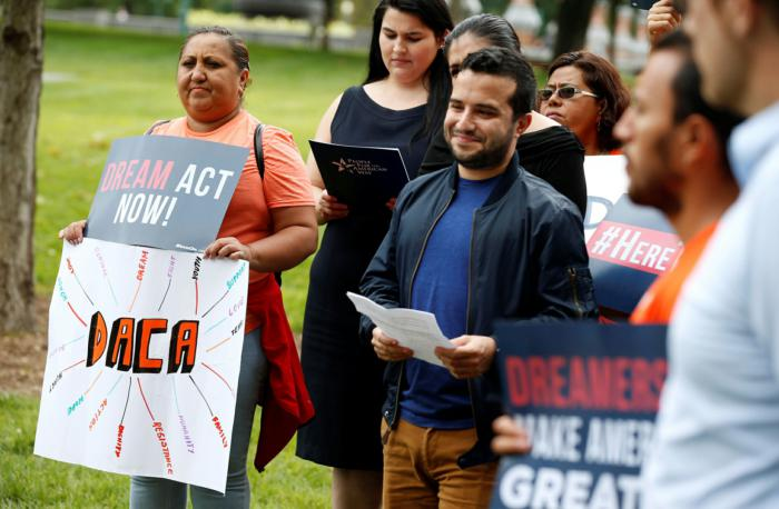 Rally in support of DACA held on ETSU's campus