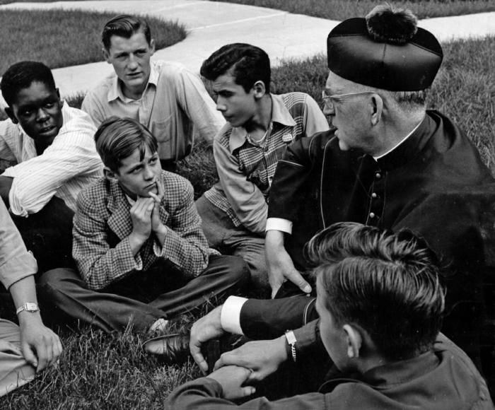 Boys Town founder's cause moving at 'lightning speed ...