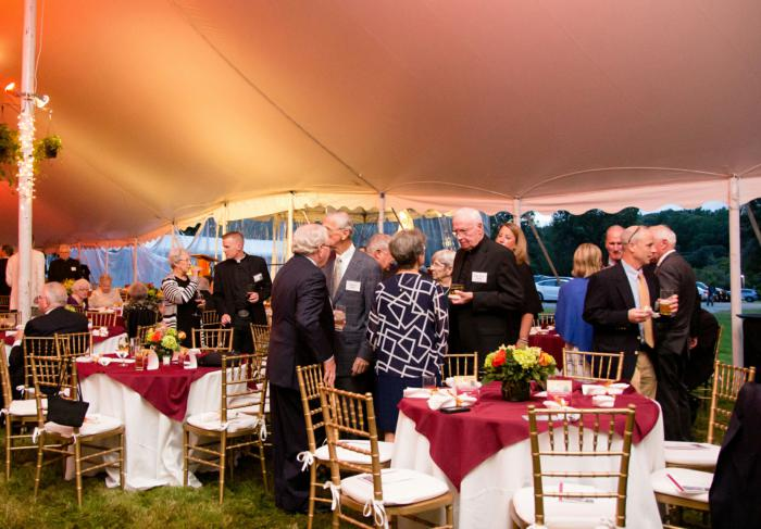 Superb Pope St John Xxiii Seminary Lawn Party Raises 280K Interior Design Ideas Pimpapslepicentreinfo